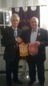 24-10-2016 Meeting di informazione lionistica con PID Roberto Fresia- L'orgoglio di essere Lions